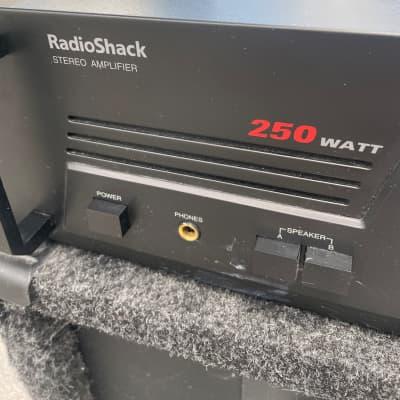 Radioshack MPA-250 amp