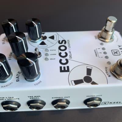 Keeley ECCOS Neo-Vintage Tape Delay 2019