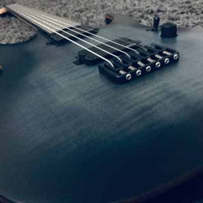 Harley Benton Amarok Baritone | BKBL-BT for sale