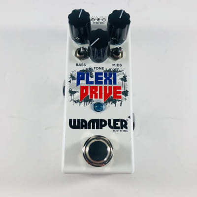 Wampler Plexi-Drive Mini *Sustainably Shipped*