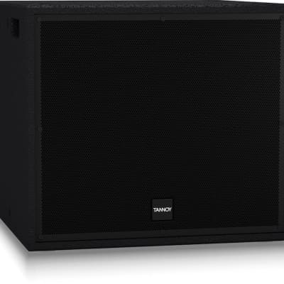 Tannoy VSX115B 15 in Direct Radiating passive subwoofer for Portable and Install applications