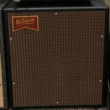 Benson Amps Earhart  Head and Cabinet Black w/Oxblood  - 15 Watts  - Vox like