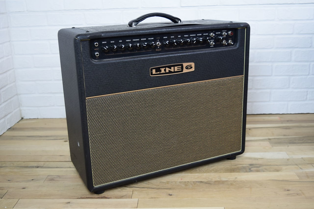 line 6 bogner dt 50 112 tube guitar amp combo excellent used reverb. Black Bedroom Furniture Sets. Home Design Ideas