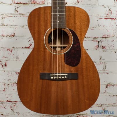 Guild M-120E  Acoustic/Electric Guitar Natural Mahogany Gloss B-Stock x 1703 for sale
