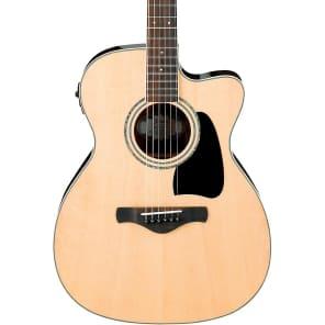 Ibanez AC535CENT Artwood Series Acoustic-Electric Guitar Natural