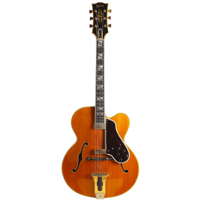 Gibson Johnny Smith Double 1963 - 1969