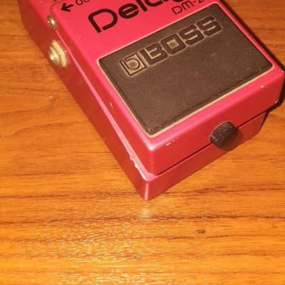 Boss DM-2 Delay Pedal