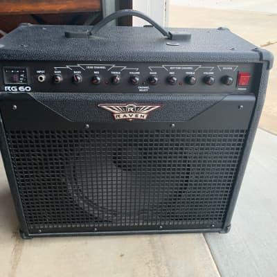 Raven  Rg60 Black for sale