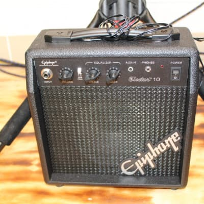 Epiphone Electric Guitar Amp Electar 10 for sale