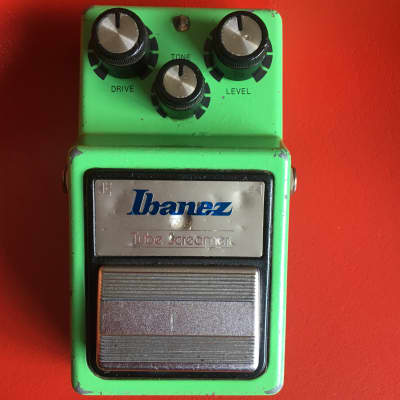 Ibanez TS9 Tube Screamer 1980s for sale