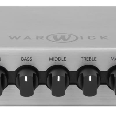 Warwick Warwick Gnome I Pro 280 watt Pocket Bass Head with USB Interface for sale