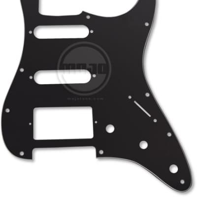 Mojotone Electric Guitar Pickguard for American Strat HSS Gl