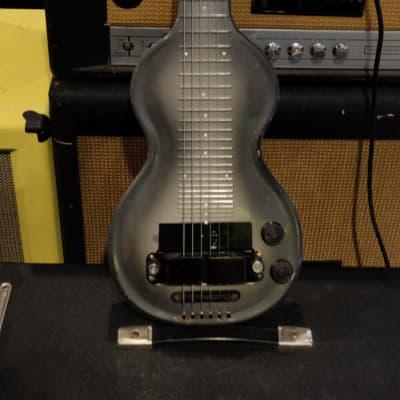 Rickenbacker Lap Steel 1940's grey steel for sale