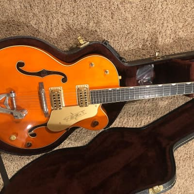 Gretsch G6120-1959LTV Chet Atkins Hollow Body Lacquer with TV Jones Pickups 2007 - 2016
