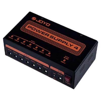 joyo jp 04 power supply 4 reverb. Black Bedroom Furniture Sets. Home Design Ideas