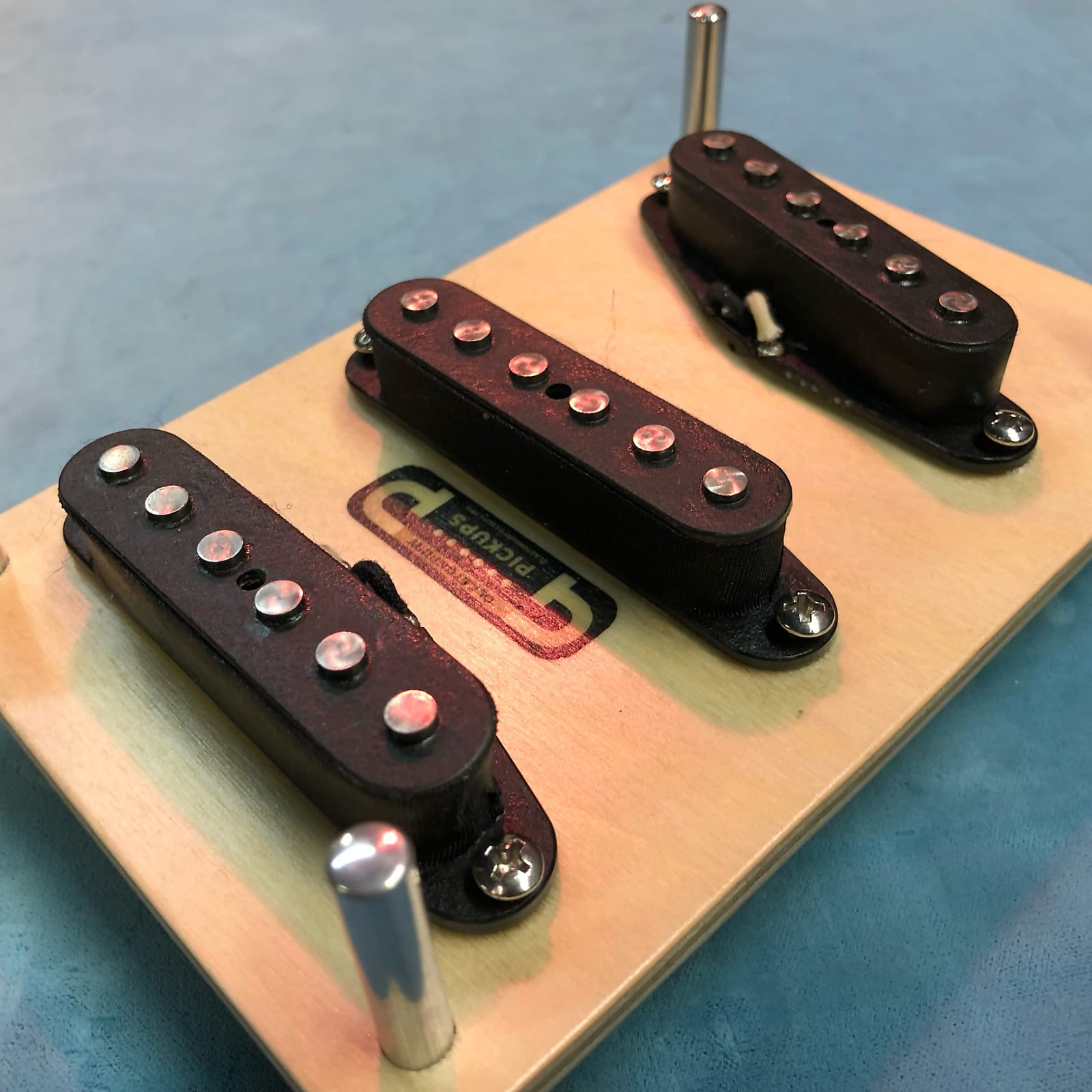 Glastonbury Pickups SElectron Specials Hand Wound Single Coil Stratocaster Elec