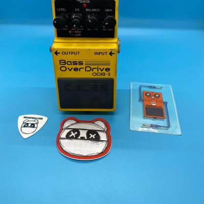 Boss ODB-3 Bass Overdrive | Fast Shipping!