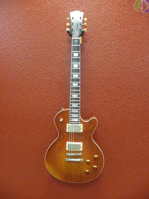 Eastman SB59-Antique Varnish, Solid Body Guitar, w/Hardcase, SN12750214 image