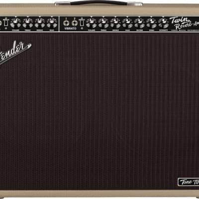 Fender Tone Master Twin Reverb 2x12 Combo Blonde