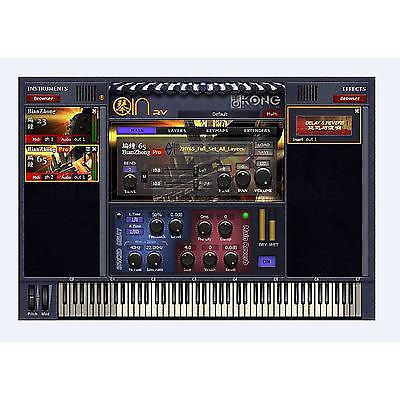 Kong Audio Bian Zhong Pro Software