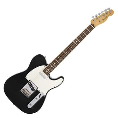 Fender American Standard Telecaster Channel Bound Fretboard Black for sale