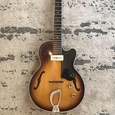 Guild M-65 Freshman 1961 Sunburst full size for sale