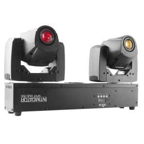 Chauvet INTIMSPOTDUO150 Intimidator Spot Duo 150 Moving Head Light