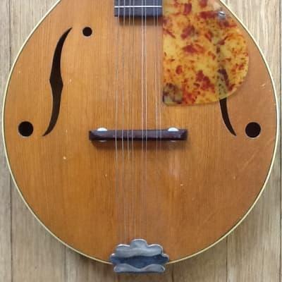 Strad-O-Lin mandolin 1950's Blonde for sale