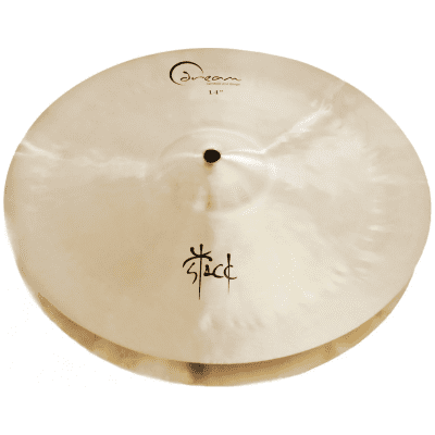 "Dream Cymbals 14"" Libor Hadrava Cymbal Stack"