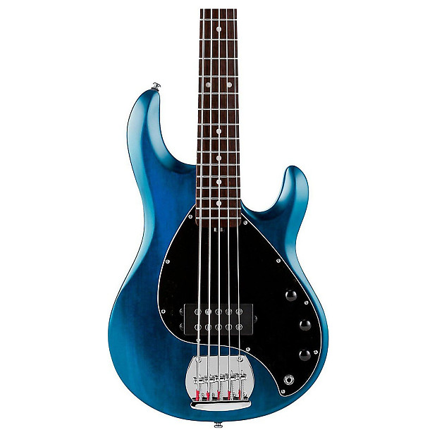 sterling ray5 5 string electric bass guitar reverb. Black Bedroom Furniture Sets. Home Design Ideas