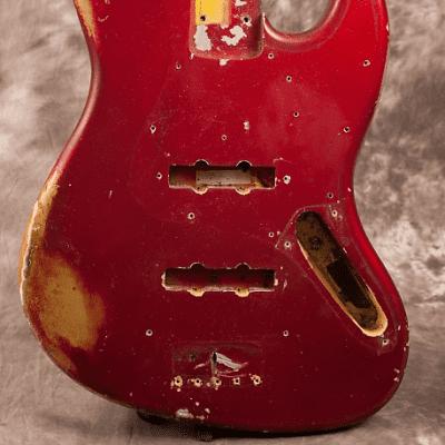Fender Jazz Bass Body 1960 - 1964