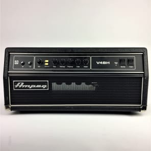 Ampeg V4BH 100-Watt Tube Bass Amp Head