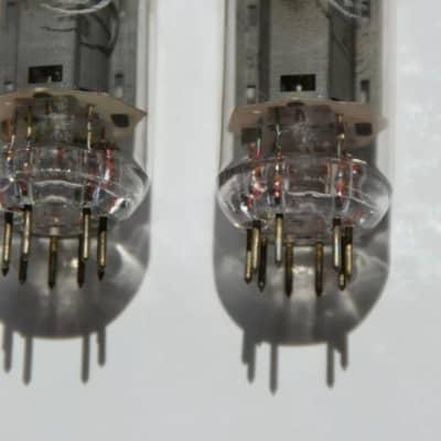Tubes Geb El84 Matched Quad Quartet Nos From 60ies (Vox Ac30)
