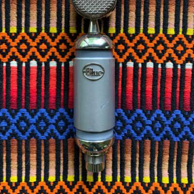 Blue Spark Large Diaphragm Cardioid Condenser Microphone - Limited Edition Platinum