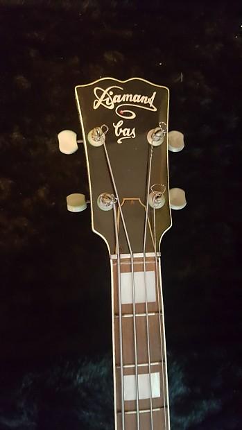 Single Cutaway Bass Celebrity Owned By Jon Myron Clark The Reverb