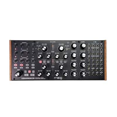 Moog Subharmonicon Semi-Modular Analog Polyrhythmic Synthesizer