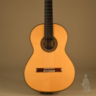 1985 R. E. Brune Artist Model Brazilian Rosewood! for sale