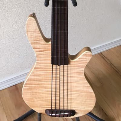 Rob Allen   MB-2 5 string Fretless Bass for sale