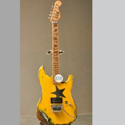 AXN™ SunsetStrip™  Bumble Bee Guitar for sale