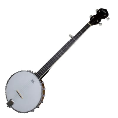 Freshman FBANJO5B Open Back 5 String Banjo for sale
