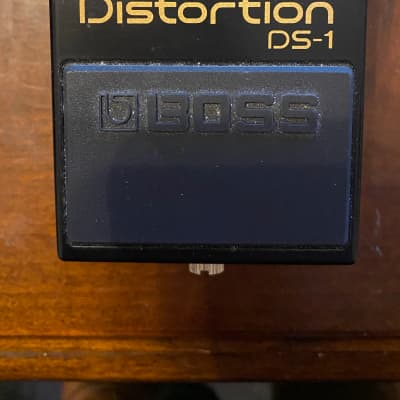 Boss DS-1-4A Distortion 40th Anniversary Edition