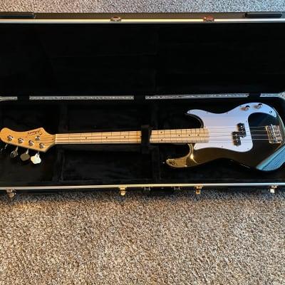 Glarry P Bass GP II Upgrade W/ New Bass Case for sale