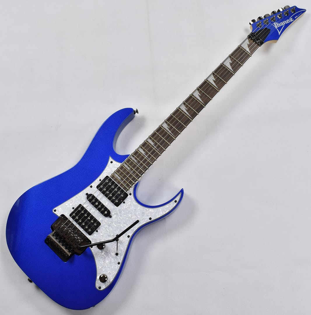 ibanez rg standard rg450dx electric guitar in starlight blue reverb. Black Bedroom Furniture Sets. Home Design Ideas