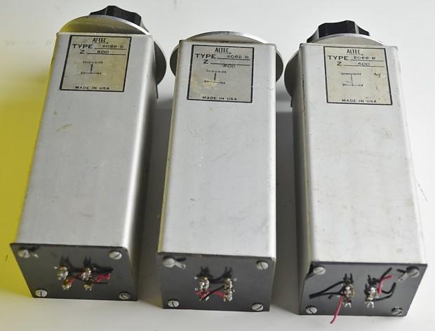 Altec Filter Module Type 9068B   Dan Alexander Audio
