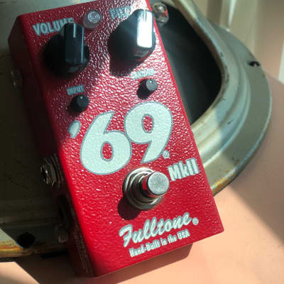 Fulltone  69 MK2 Fuzz