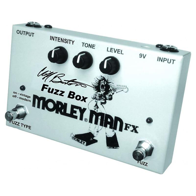 morley mcf cliff burton fuzz guitar effect pedal geartree reverb. Black Bedroom Furniture Sets. Home Design Ideas