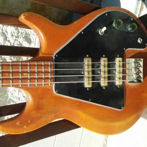 Gibson G3 Grabber Bass Ebony 1976