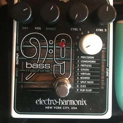 Electro-Harmonix Bass9 Bass Machine- support local music shop!