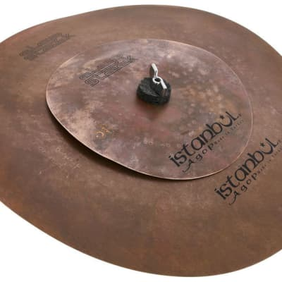 """Istanbul Agop Clap Stack 9/17"""" Cymbal Expansion Set"""