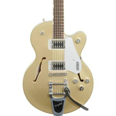 Gretsch G5655T Electro CB Jr Bigbsy Electric Guitar, Casino Gold